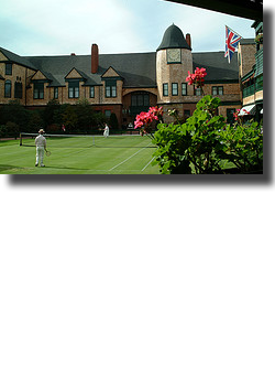 Tennis Hall of Fame-Casino History